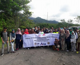 Lava Tour Mt Merapi